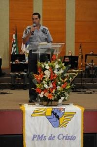 Capitão Joel  presidente da PMs de Cristo