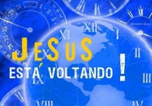 JESUS ESTÁ A CAMINHO