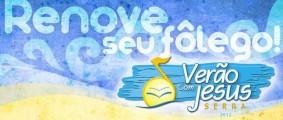 Verão com Jesus 2012 divulga programação