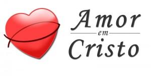 amor em cristo logo