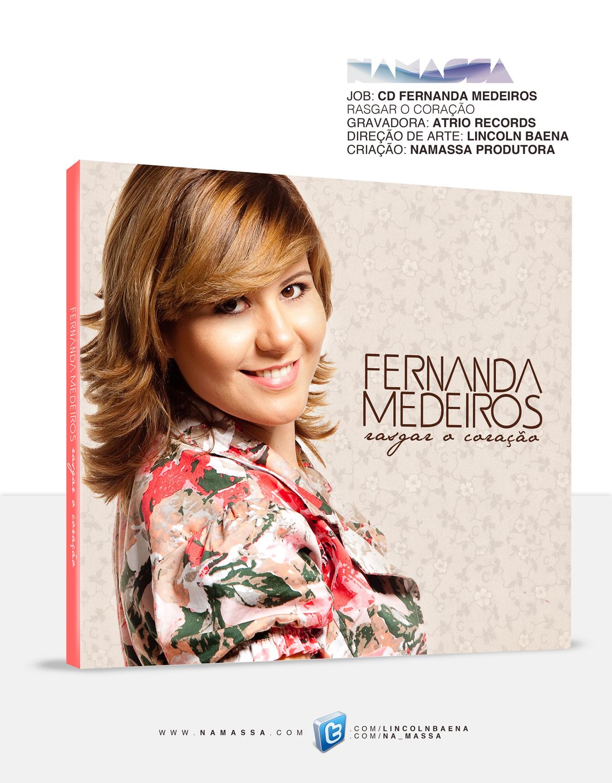 Fernanda Medeiros - Rasgar o coração