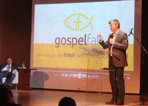 Cleudinei Franzini - Gospel Fair