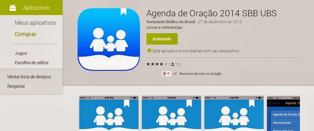 aplicativos sociedade biblica brasil