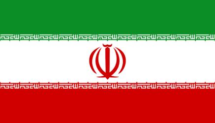 bandeira-Irã